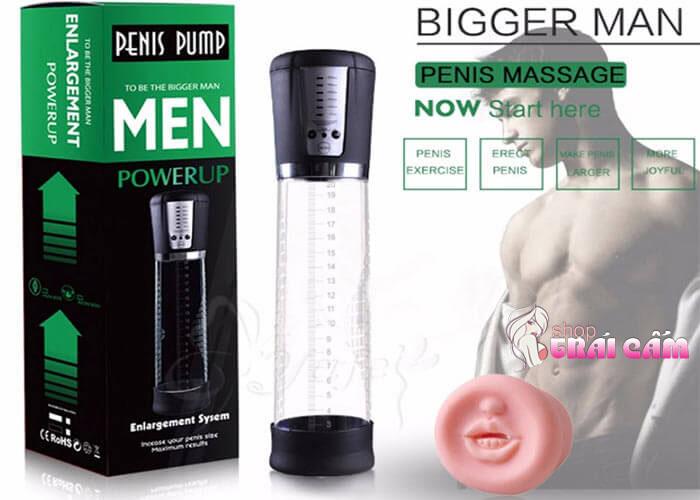 Tên sản phẩm: Máy tập dương vât tự động cao cấp Men PowerPro