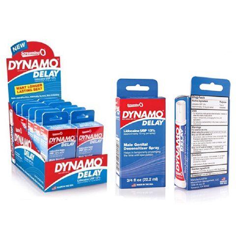 Thuốc xịt chống xuất tinh sớm Dynamo Delay hiệu quả nhanh