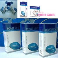 Tên sản phẩm: Bao cao su Powermen Viagra hộp 3 chiếc